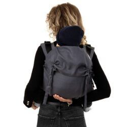 Fidella Onbuhimo - Back Carrier Bæresele - Diamond/Anthracite - Toddler-0
