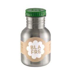 Blafre stålflaske 300ml, grønt låg-0