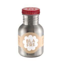 Blafre Stålflaske 300ml - Rød-0