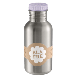 Blafre Stålflaske 500ml - Lilla-0