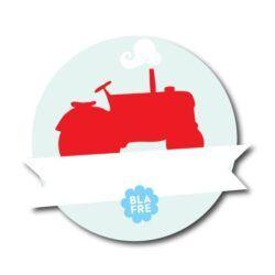 Navnemærke, Traktor -0
