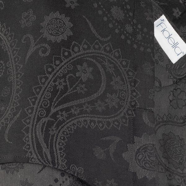 Fidella - FlyClick Half-Buckle Bæresele - PersianPaisley/Anthracite - Toddler-4814