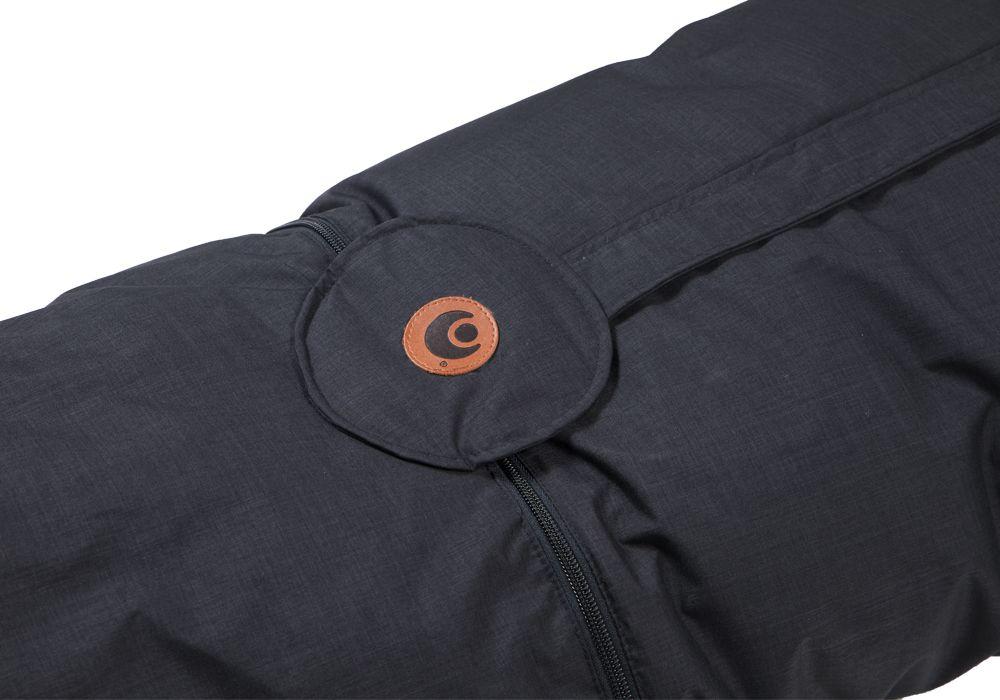 Easygrow Hood W Black Melange-869
