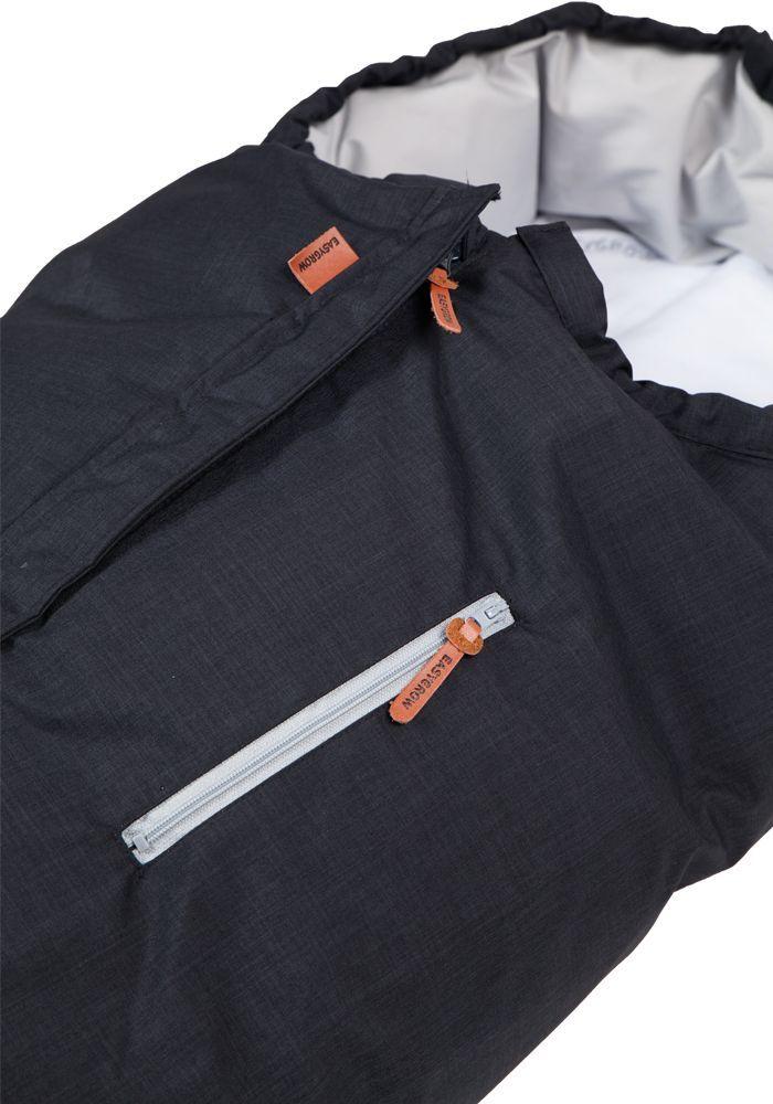 Easygrow Hood W Black Melange-868