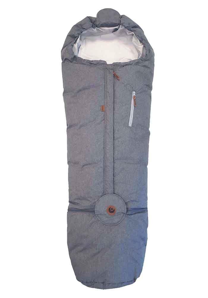 Easygrow Hood W Grey Melange-5777
