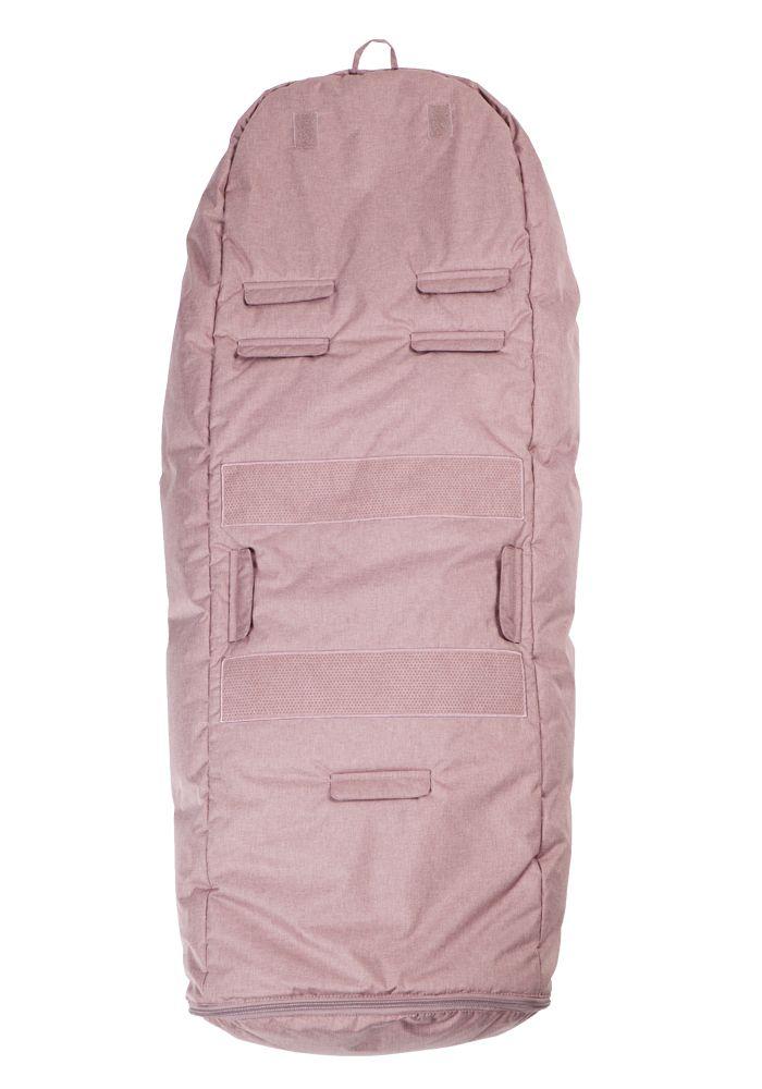 Easygrow Hood W Pink Melange-896