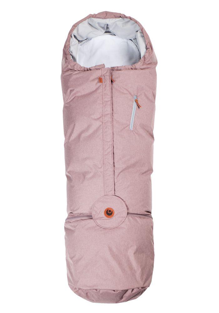 Easygrow Hood W Pink Melange-897