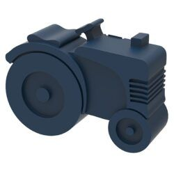 Madkasse traktor -0