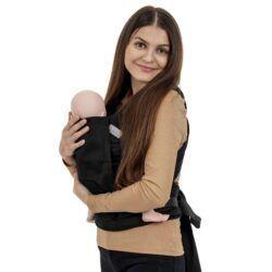 Fidella FlyClick Chevron Black Baby