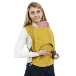 Fidella FlyClick Chevron Mustard Baby