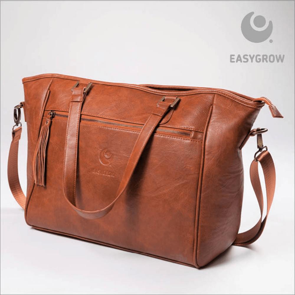 Easygrow Pusletaske - Mama Bag SE - Brown