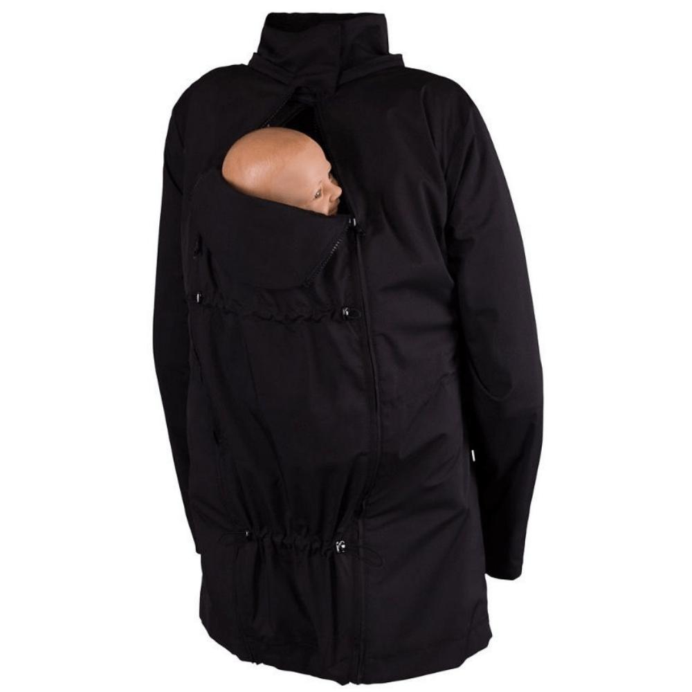 Bærejakke Wombat Numbat - Black